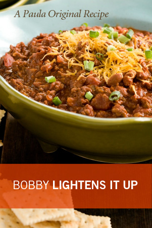 Bobby's Lighter Chili Thumbnail