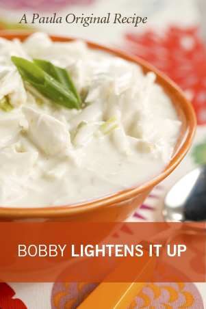 Bobby's Lighter Crab Soup Thumbnail