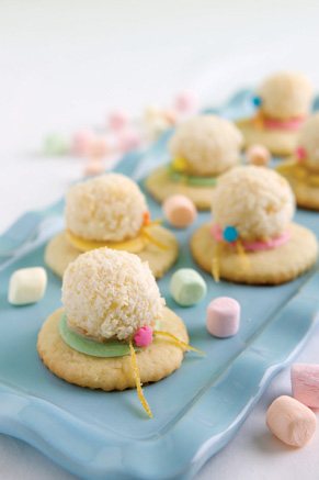 Easter Bonnet Cookies Thumbnail
