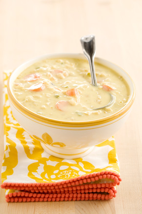 Chef Jack's Corn Chowder Thumbnail