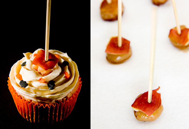 Caramel Apple Cupcakes Thumbnail
