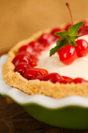 Cherry Cream Cheese Pie Thumbnail