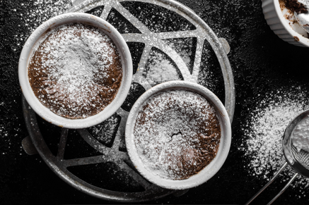 Never Fail Chocolate Souffle Thumbnail