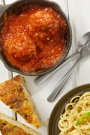 Italian Spaghetti and Colossal Meatballs Thumbnail
