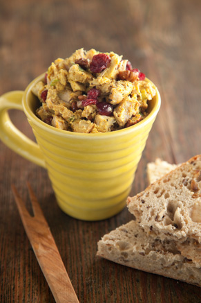 Curried Turkey Salad Thumbnail