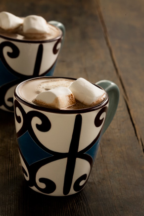 Dreamy Creamy Hot Chocolate Thumbnail