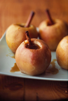 Boy Scout Baked Apples Thumbnail