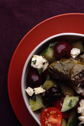 Greek Dolma Salad Thumbnail