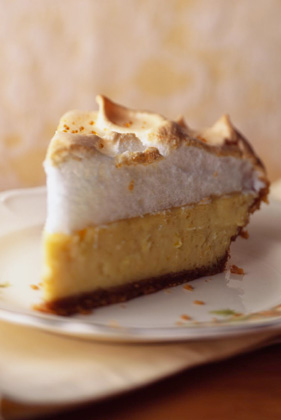 Key Lime Pie with Meringue Topping Thumbnail