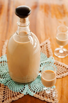 The Deen Bros.  Lighter Homemade Irish Creme Liqueur Thumbnail