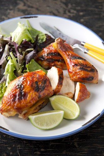 Easy After Work BBQ Chicken Thumbnail