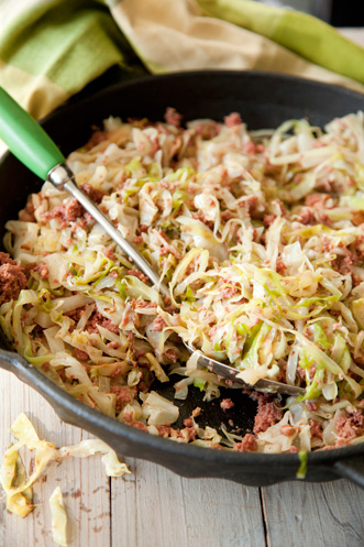 Easy Corned Beef and Cabbage Thumbnail