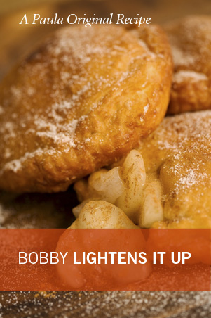 Bobby's Lighter Apple Pies Thumbnail