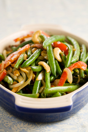 Fancy Green Beans Thumbnail