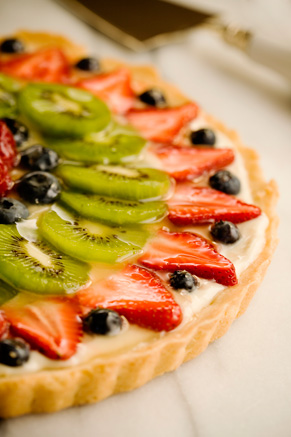 Fresh Fruit Tart Thumbnail