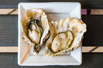 Grilled Oysters with Lemon Dill Sauce Thumbnail