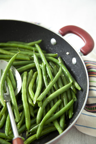 Honey Balsamic Green Beans Thumbnail