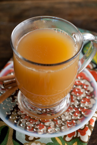 Hot Spiced Apple-Pear Cider Thumbnail