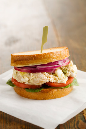 Jamie's Chicken Salad Sandwich Thumbnail