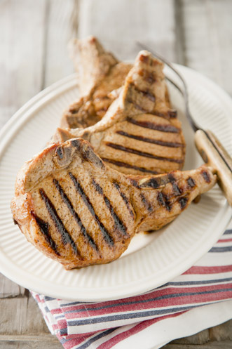 Kentucky Colonel Barbecue Pork Chops Thumbnail