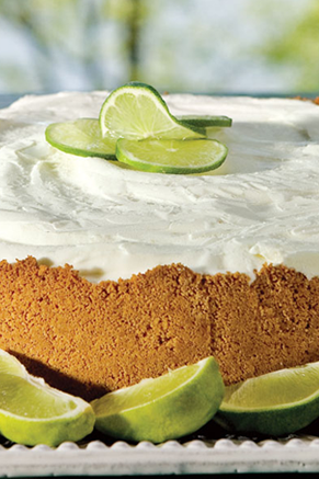 Key Lime Ice Cream Pie Thumbnail