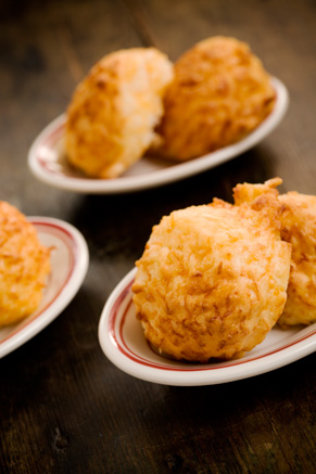 Cheese Biscuits Thumbnail