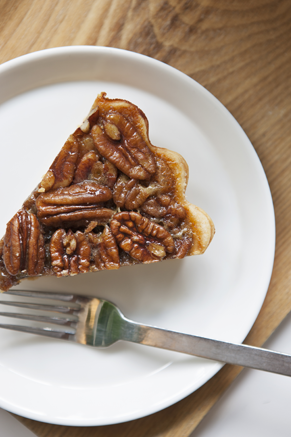 """Loveless"" Pecan Pie Thumbnail"
