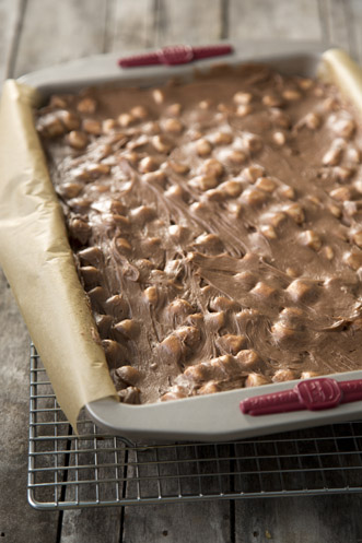 Maggie's Decadent Brownies Thumbnail