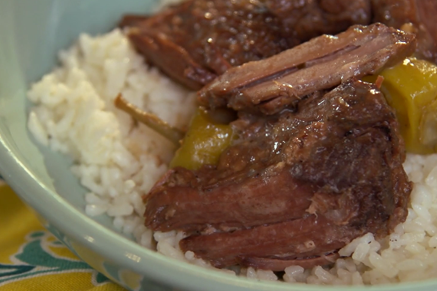 Marilyn's Slow Cooker Pot Roast Thumbnail