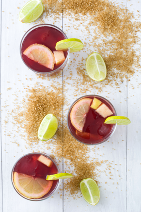 Mexican Fruit Sangria Thumbnail