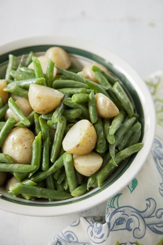 New Potato and Green Bean Salad Thumbnail