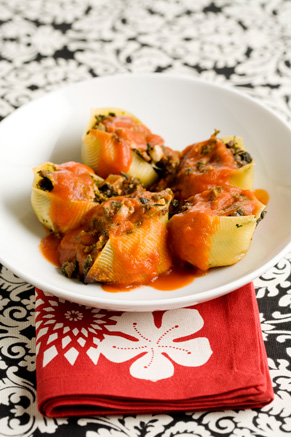 Northern Italian Pasta Shell Stuffing Thumbnail