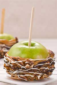 Outrageous Caramel Apples Thumbnail