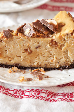 Peanut Butter Candy Cheesecake Thumbnail