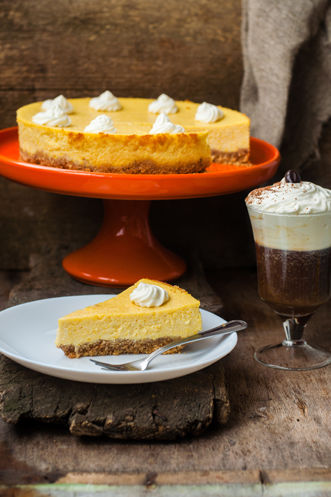 Pumpkin Cheesecake Thumbnail