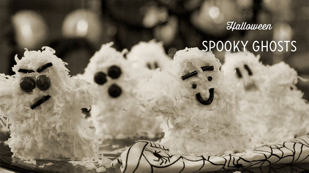 Spooky Ghosts Thumbnail