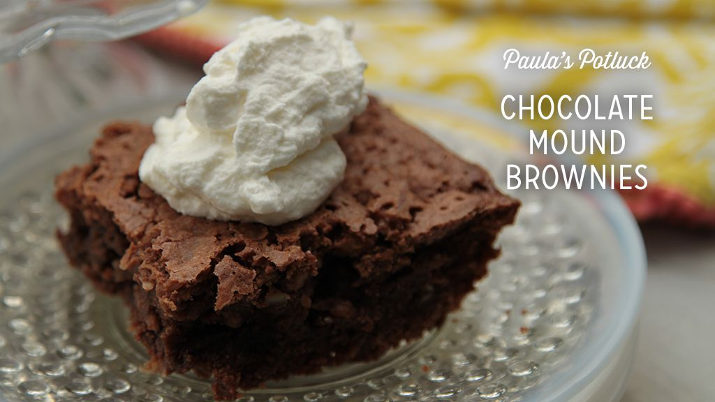 Chocolate Mound Brownies Thumbnail