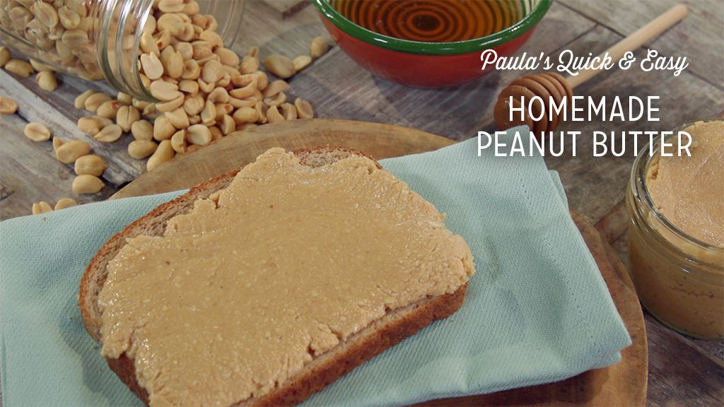 Homemade Peanut Butter Thumbnail