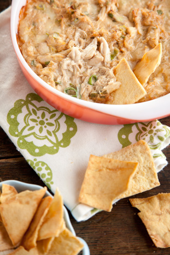 Savannah Hot Crab Dip Thumbnail