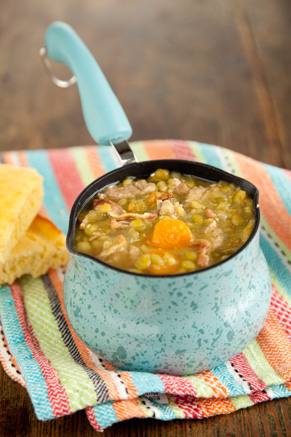 Shaggy Man Split Pea Soup Thumbnail