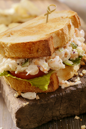 Shrimp Salad Sandwich Thumbnail