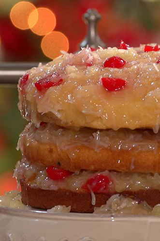 Spiced Holiday Fruitcake Thumbnail