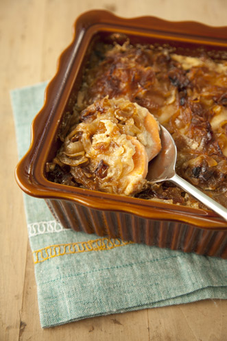 Sweet Potato Gratin Thumbnail