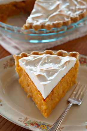 Mama's Sweet Potato Custard Pie Thumbnail