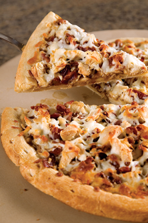Teriyaki Chicken Pizza Thumbnail