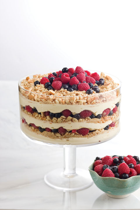 Lemon Berry Trifle Thumbnail