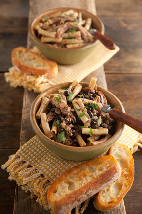 Turkey and Black Bean Ziti Thumbnail